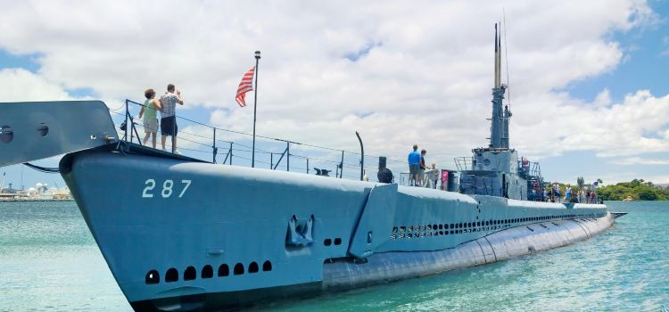 鮑芬號潛艇博物館