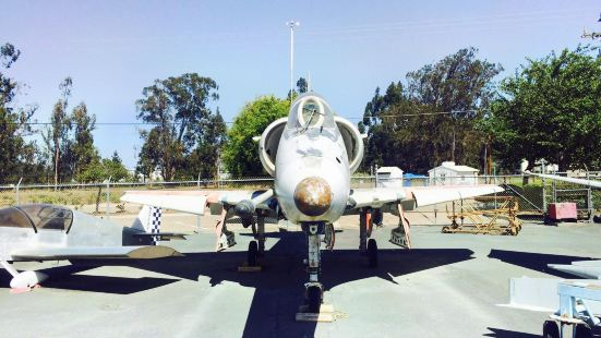 Santa Maria Museum of Flight