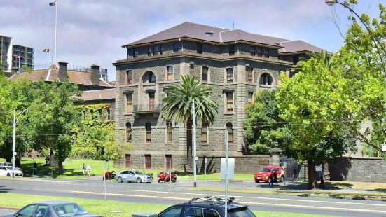 Victoria Barracks Museum