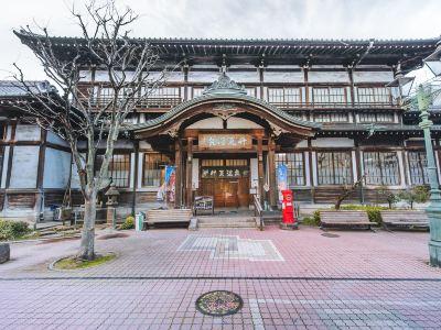 다케가와라 온천