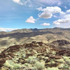 Indian Canyons Hiking Trails User Photo