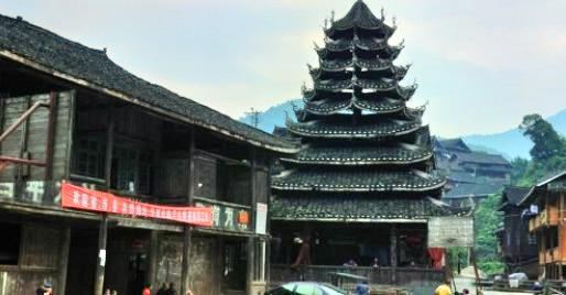 Tongdao Yutou Ancient Dong Ethnicity Village