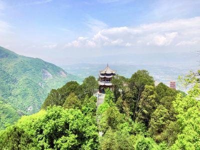 Wuzishan Scenic Resort