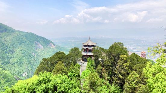 Wuzishan Scenic Resort