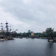 캐리비안의 해적 - 가라앉은 보물의 전투 여행 사진