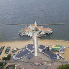 모모치 해변 공원 여행 사진