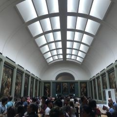 Louvre Museum User Photo