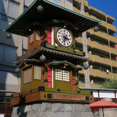 Bocchan Wind up Clock User Photo