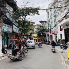 하노이 구시가 여행 사진