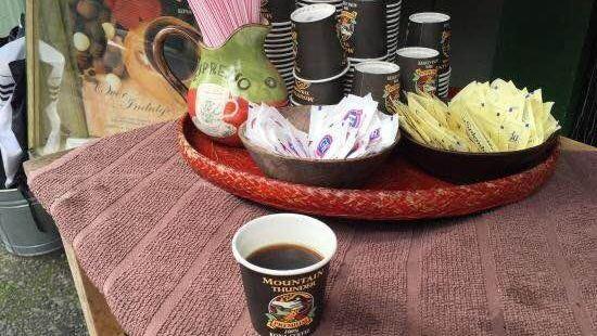 雷鳴山咖啡種植園