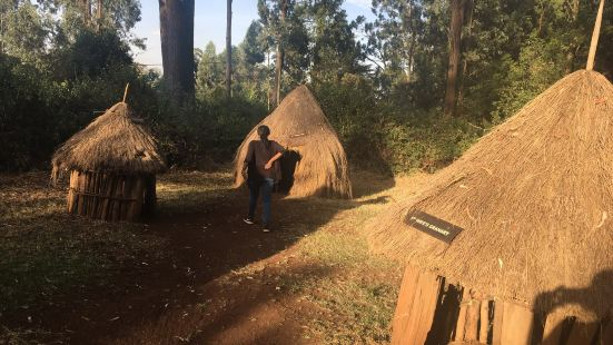 肯亞博馬斯民俗文化村