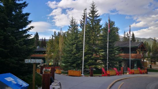 Lake Louise Inn Restaurants