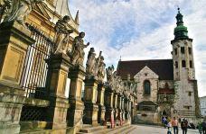 圣安德鲁教堂-因佛内斯-岁月如歌lcy