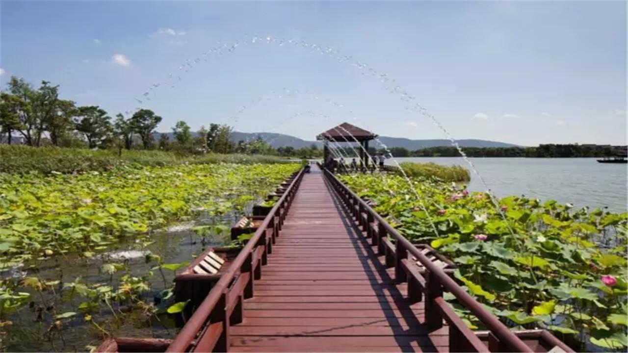 Changshu Shang Lake Scenic Area Ticket