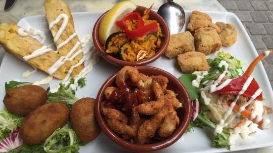 La Rayuela Restaurante-Bar Sevilla