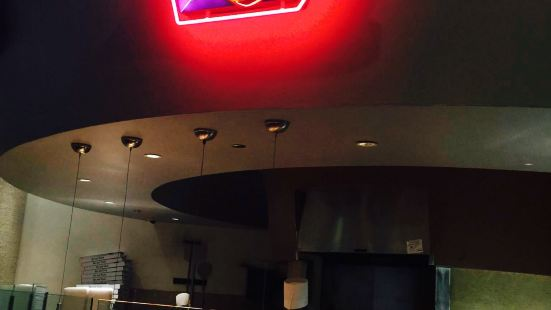 Pizza Joint inside Flamingo Hotel