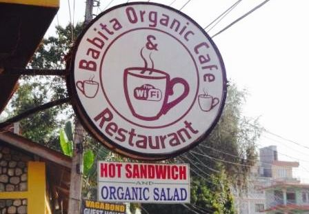 Babita Organic Cafe