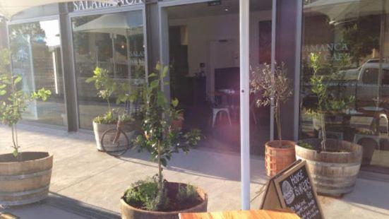 Salamanca Wharf Cafe