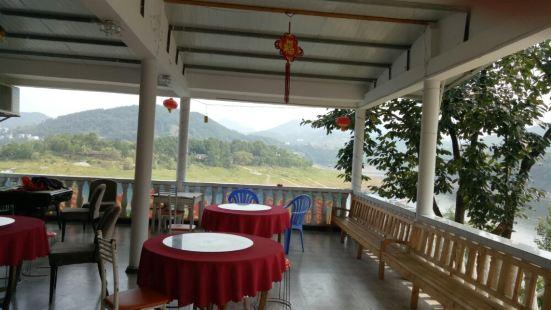 瀛湖鮮魚莊農家樂