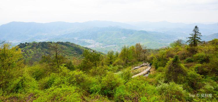 쓰밍산 지질공원 관광구3