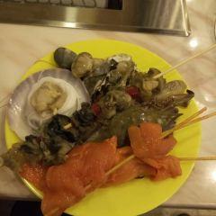 鍋樂緣自助海鮮燒烤火鍋用戶圖片