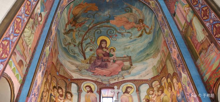 卡什韋蒂教堂2