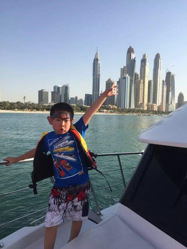 Dubai Yacht Tourism
