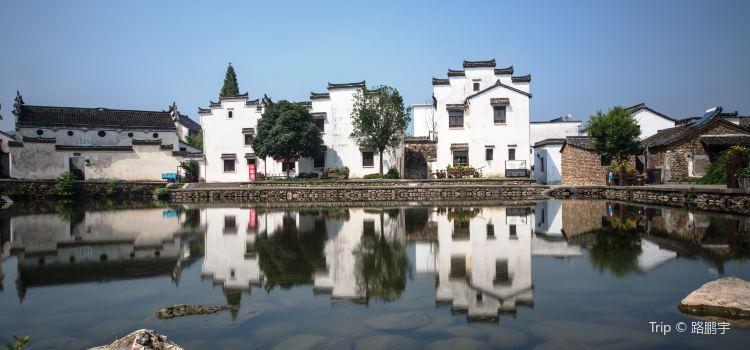 Longmen Ancient Town1