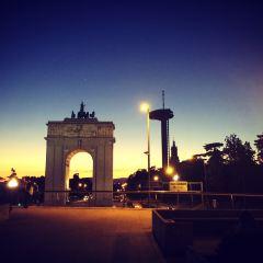 El Retiro Park User Photo