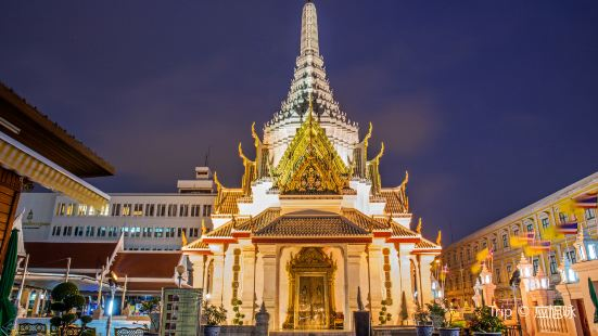 Bangkok City Pillar Shrine