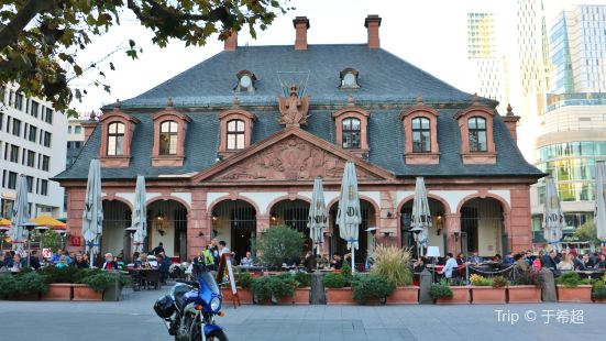 The Hauptwache