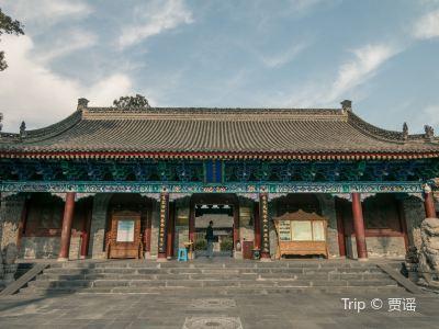 Wanshoubaxian Palace