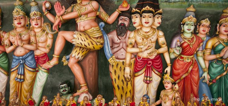馬里安曼印度廟1