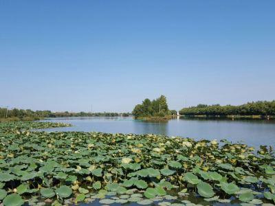 通河縣月牙湖公園
