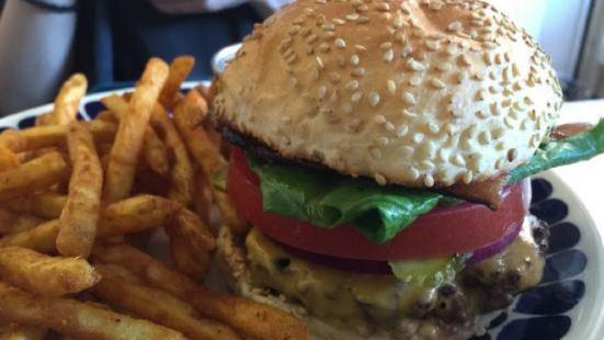 I am. A Burger&