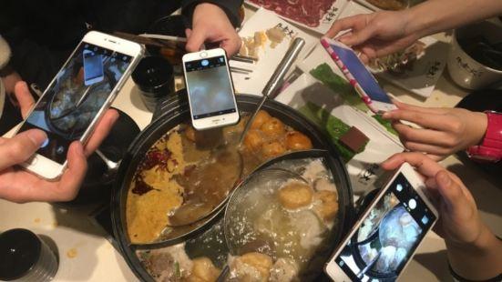 牛老霸潮汕牛肉火鍋(天虹購物中心店)