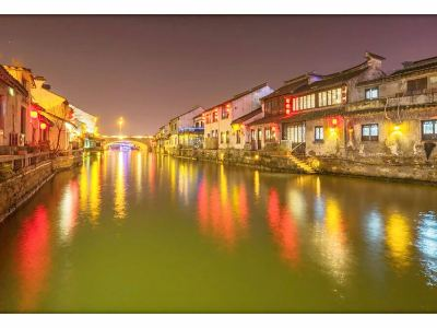 江南古運河遊船(跨塘橋碼頭)