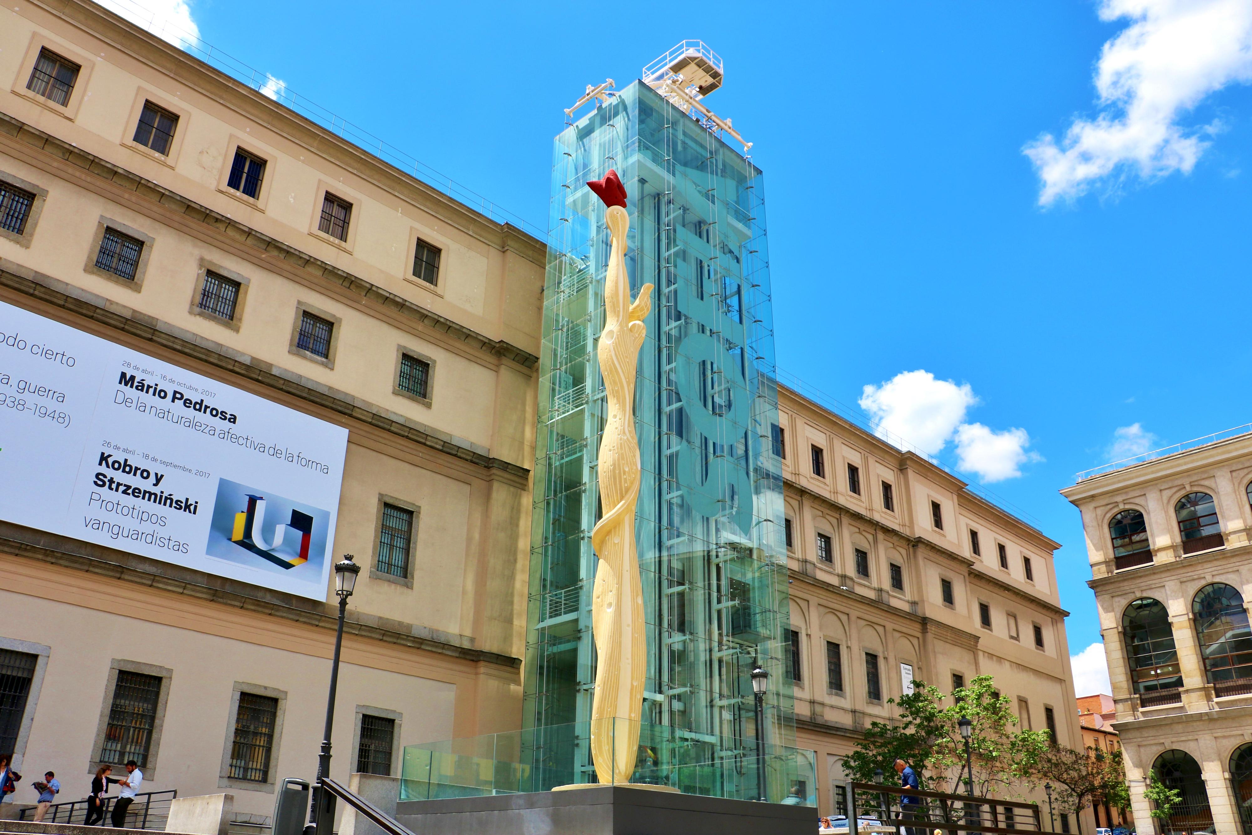 Museo Nacional Centro De Arte Reina Sofia Tickets Deals Reviews