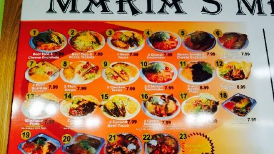 Marias Mexican Fastfood