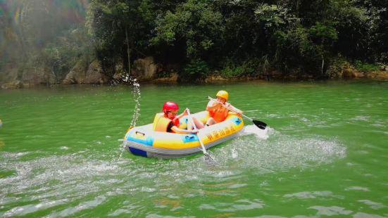 Tianchi Valley Drifting