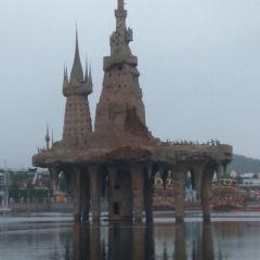 다롄 하이창파셴왕궈 테마파크(대련 해창 발현왕국테마파크) 여행 사진