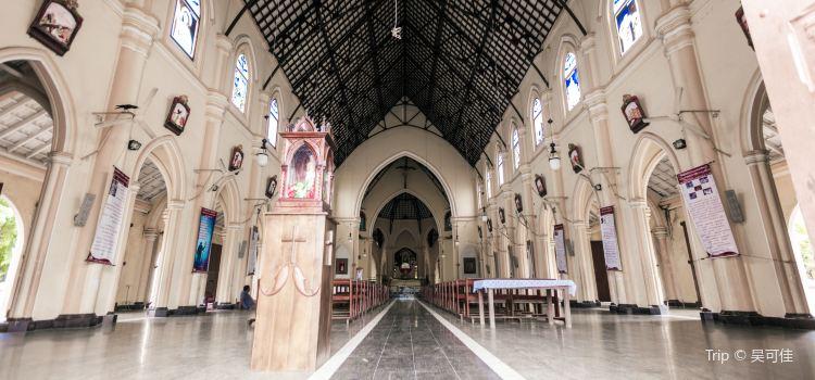 聖瑪麗教堂1