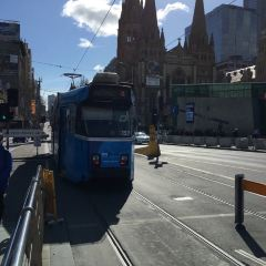 City Circle Tram User Photo