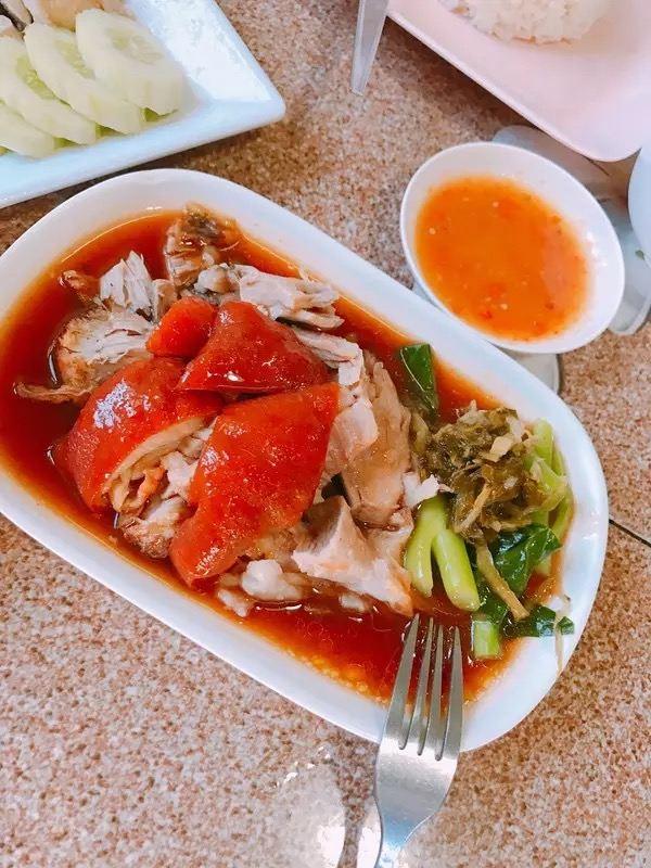 Briley Chicken Rice