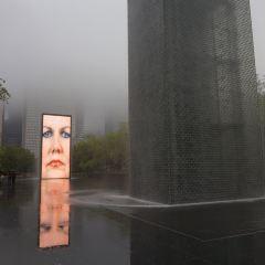Crown Fountain User Photo