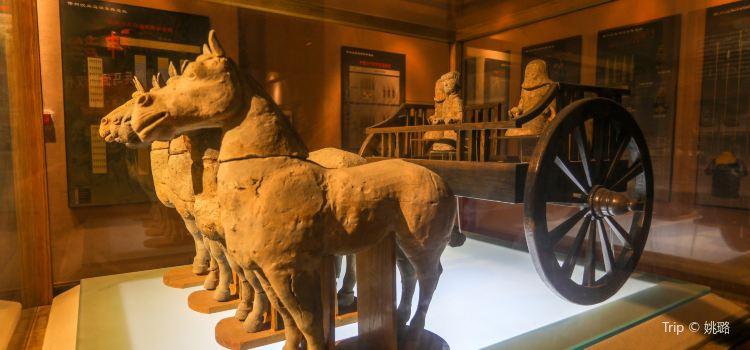 漢兵馬俑博物館1