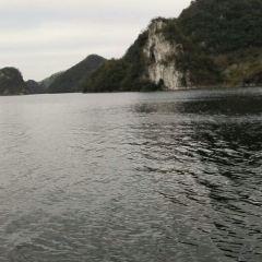 백화호 여행 사진