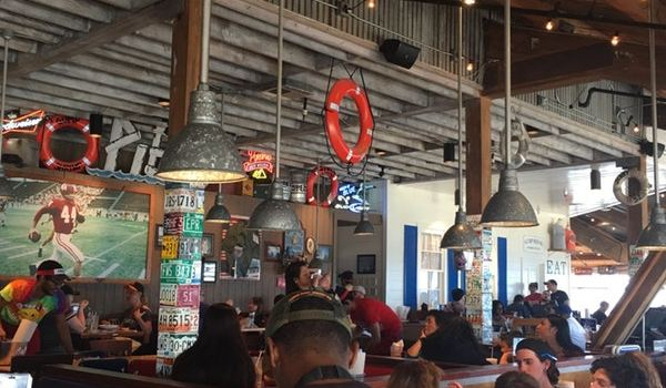 Bubba Gump Shrimp Co.(San Francisco, CA)2