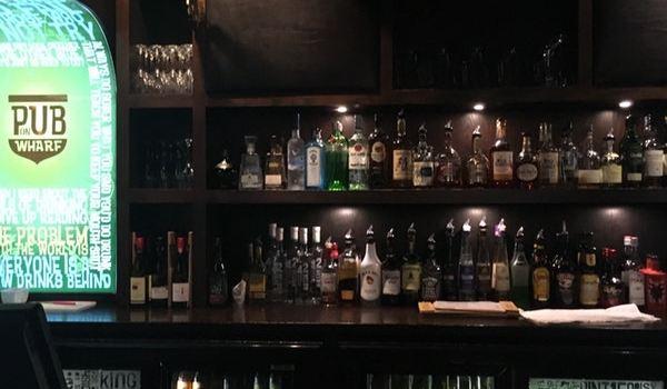 Pub On Wharf1