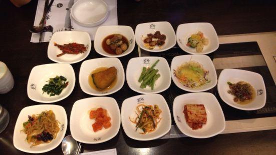 Bon Ga Korean Bbq Restaurant, Solaris Mont Kiara